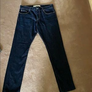 Abercrombie & Fitch straight cut jeans